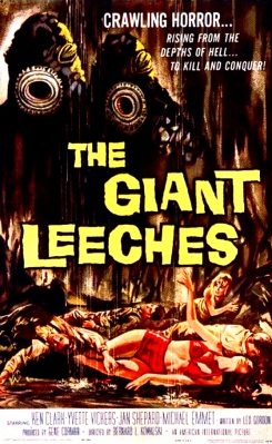 Poster 2 Giantleeches
