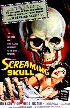 Poster 3 - Screamingskull