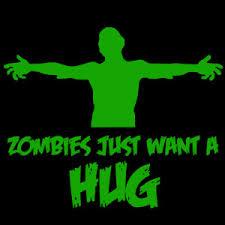 zombie hug