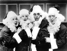 I love Lucy Merry CHristmas